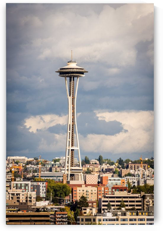 Space Needle by Andrea Spallanzani