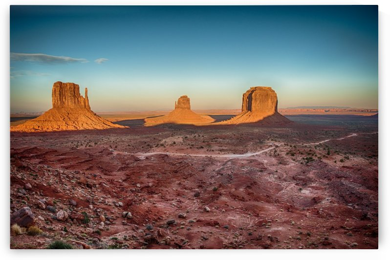 Monument Valley HDR (16 of 21) by Andrea Spallanzani