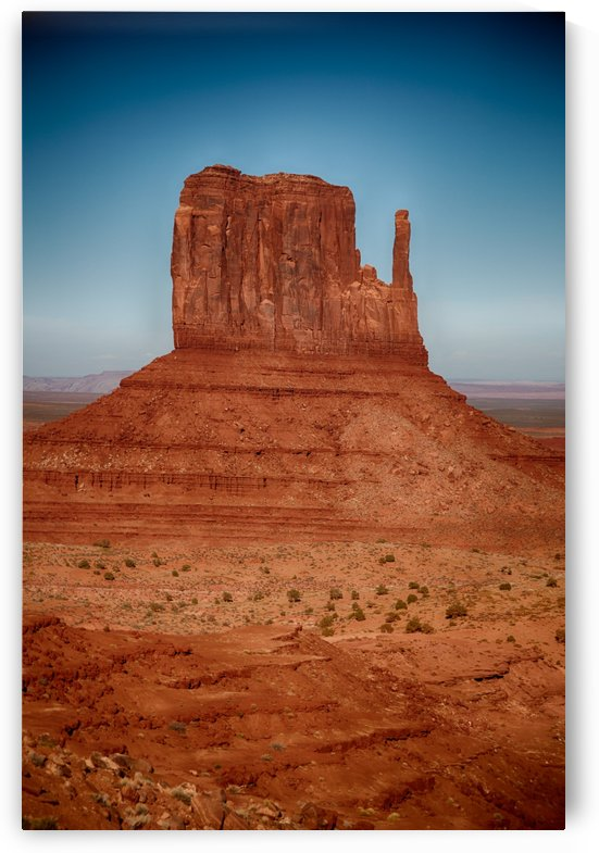 Monument Valley 4 by Andrea Spallanzani