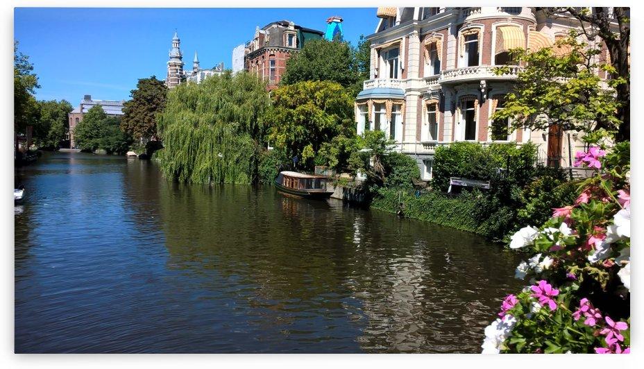 Amsterdam by Taara Petts