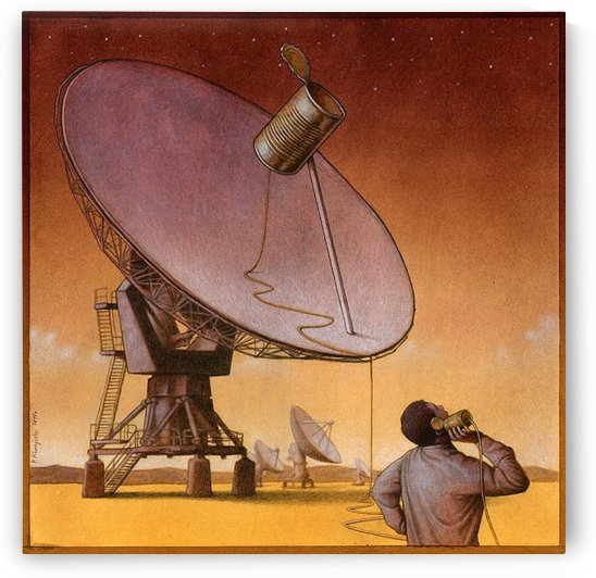 new technology by Pawel Kuczynski
