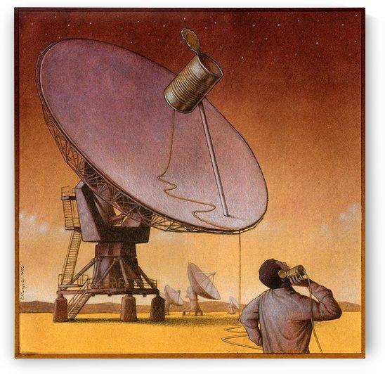 new technology by Pawel Kuczynski