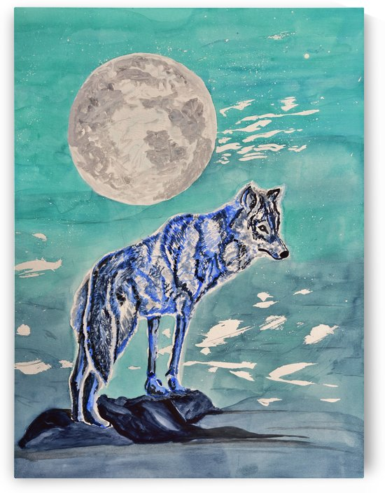 Lone Wolf  by Linda Brody