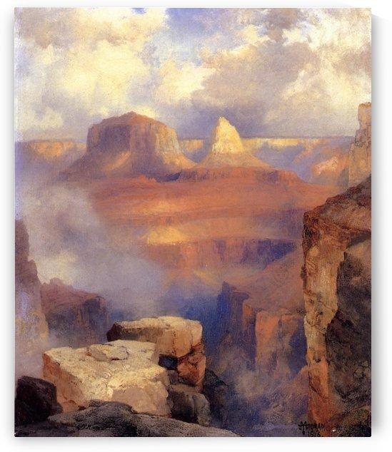 Grand Canyon landscape by Thomas Moran