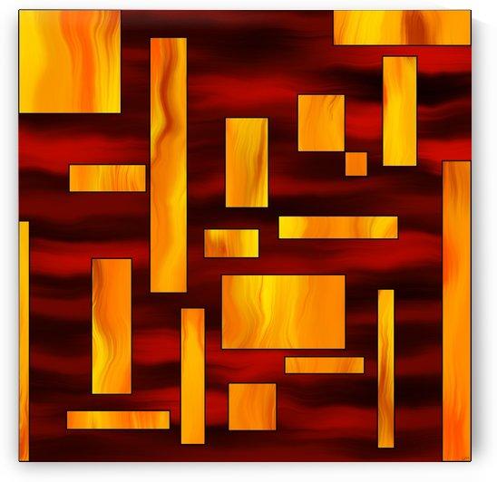 Squesmios V1 - Squarefire by Cersatti Art