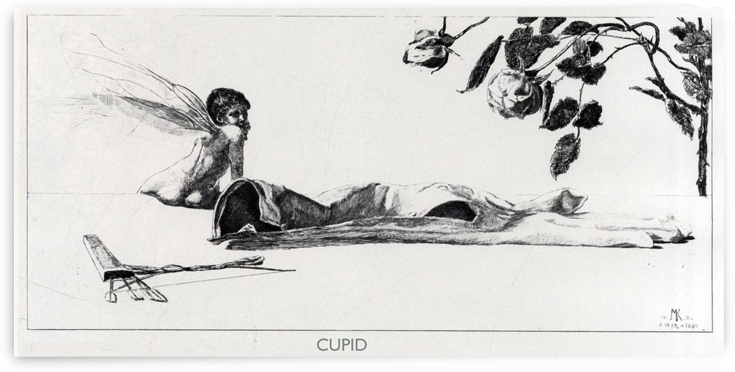 Cupid by Max Klinger