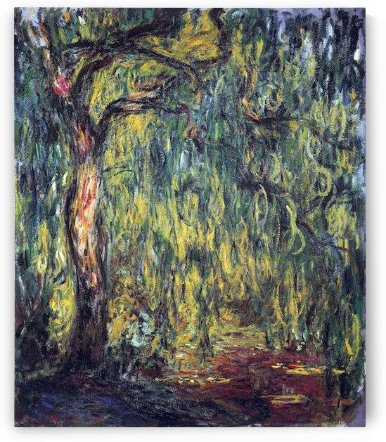 Landscape by Monet by Monet