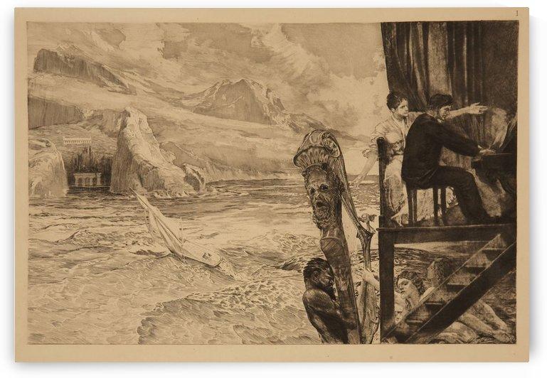 Brahms Fantasies by Max Klinger