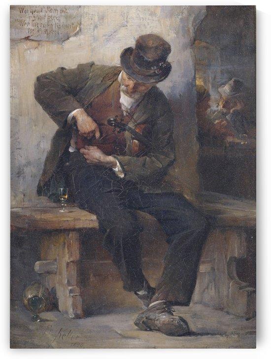 Dorfmusikant by Ferdinand Keller