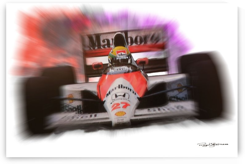 Senna by Roger Lighterness