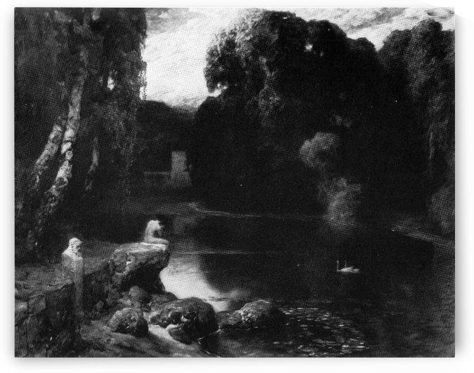 Arkadien 1899 by Ferdinand Keller