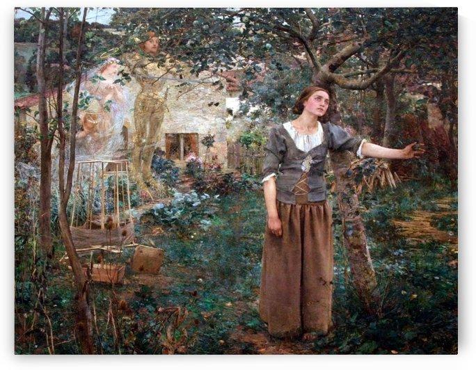 Pendulum Waltz by Emile Friant