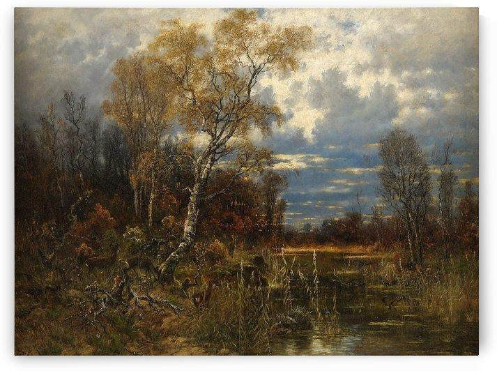 Clovelly by Edward Wilkins Waite