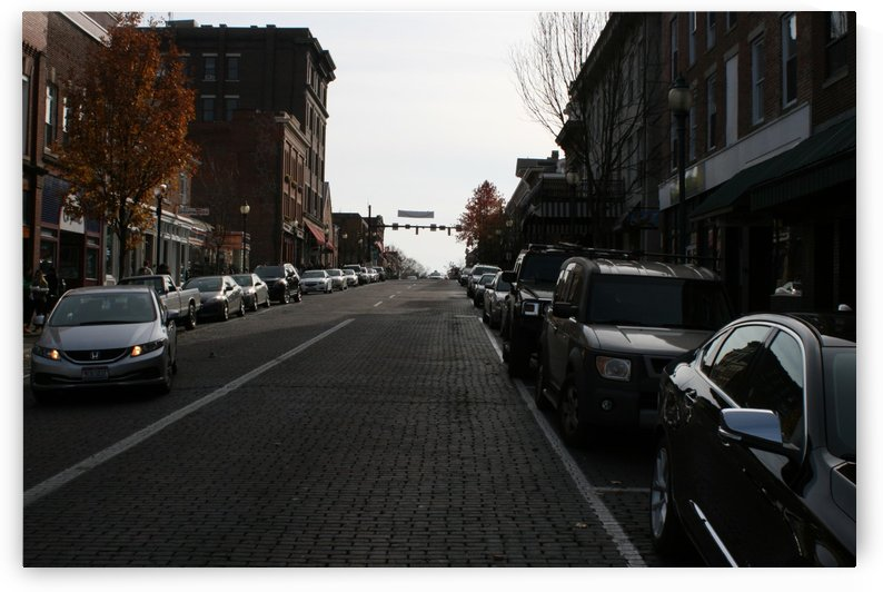 Court Street by Ohio In Print