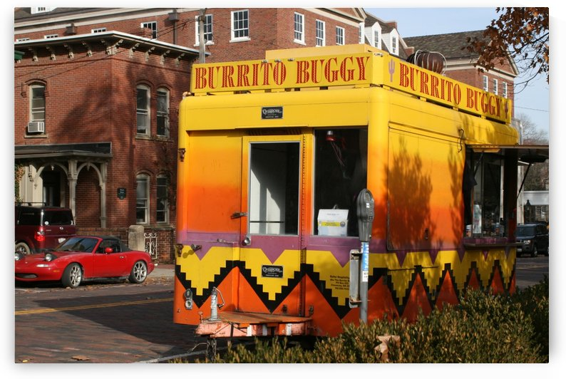 Burrito Buggy by Ohio In Print