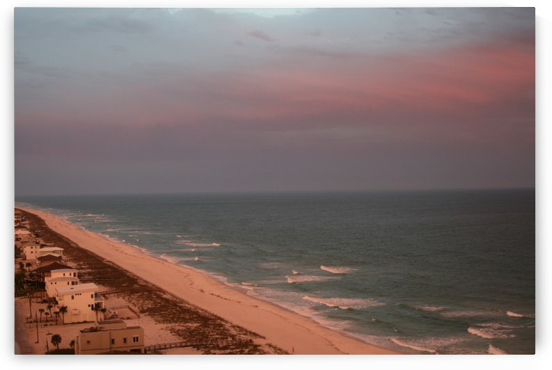 Pensacola Sunset by Ohio In Print