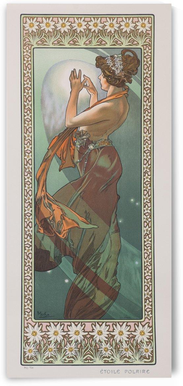 North Star by Alphonse Mucha