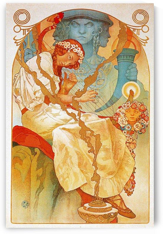 The Slav Epic, 1928 by Alphonse Mucha