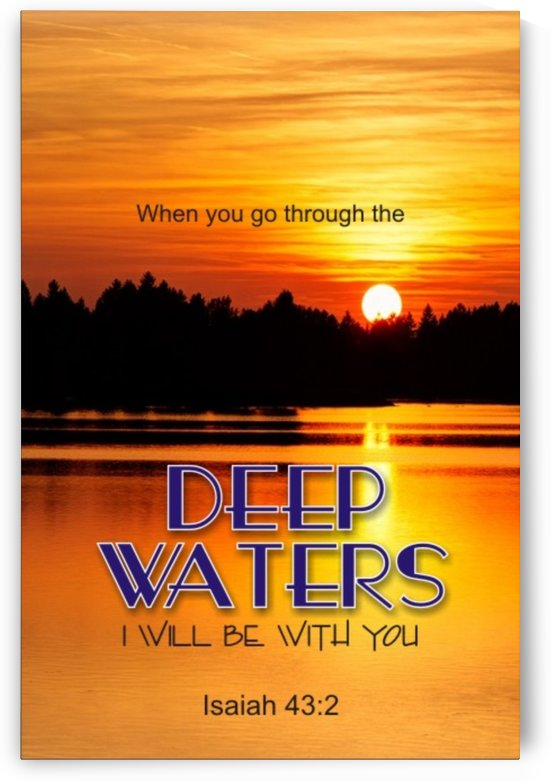 Deep Water by GIDEON OJO