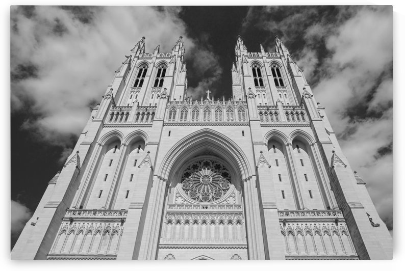 National Cathedral by John Foster