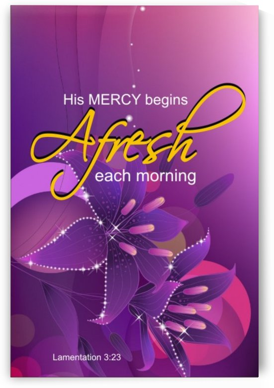 NEW MERCY EVERYDAY by GIDEON OJO