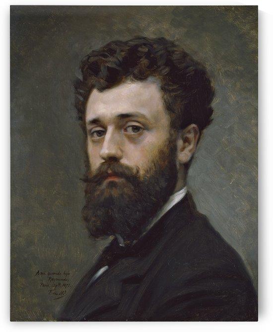 El pintor Raimundo de Madrazo by Ricardo de Madrazo y Garreta