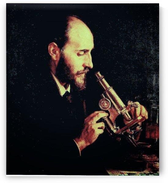 Retrato de Santiago Ramon by Ricardo de Madrazo y Garreta