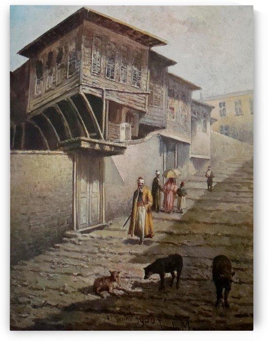 Osmanlı Resimleri by Leonardo de Mango