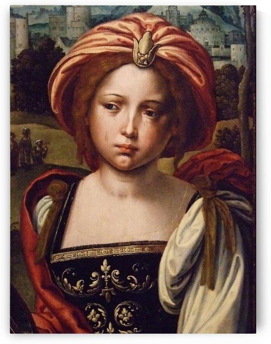 Mary Magdalene by Pieter Coecke van Aelst
