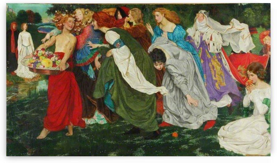 Love's Baubles by John Byam Liston Shaw