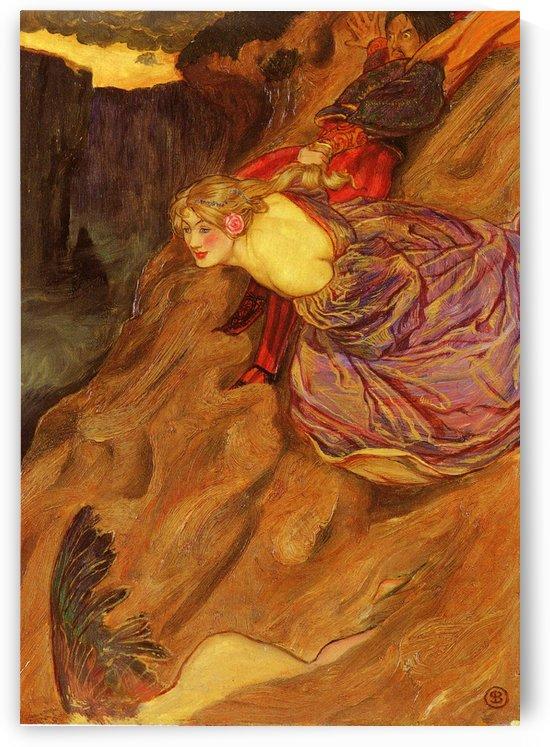 Byam Amor Mundi by John Byam Liston Shaw