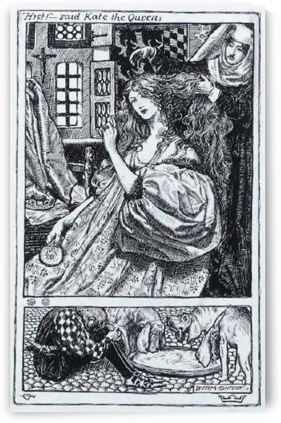 Hist by John Byam Liston Shaw
