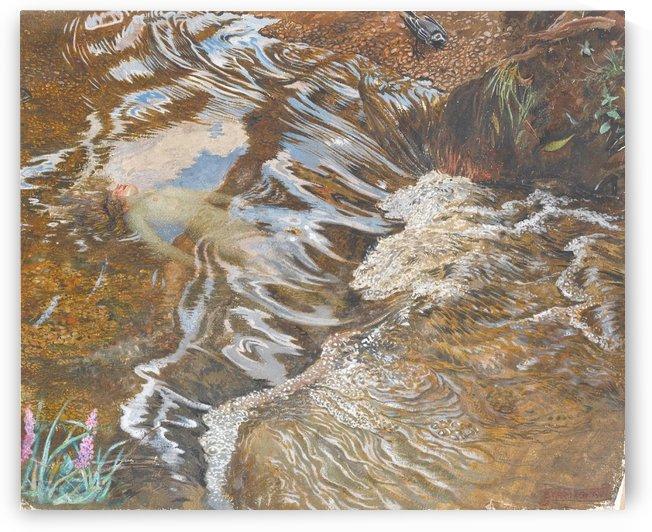 Ophelia by John Byam Liston Shaw