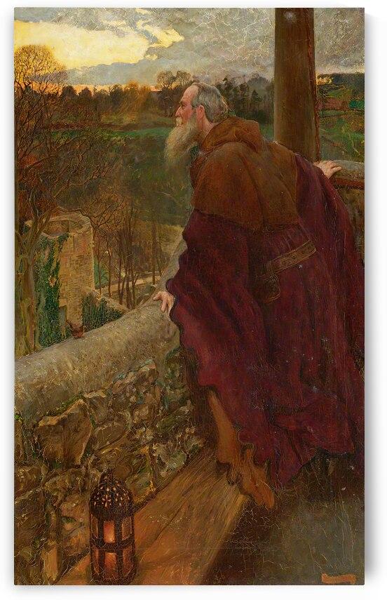 The Prodigal's Return by John Byam Liston Shaw