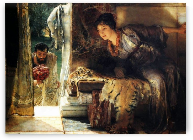 Lawrence Alma Tadema by John Byam Liston Shaw
