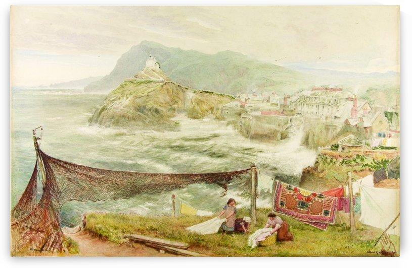 Ilfracombe by Albert Goodwin