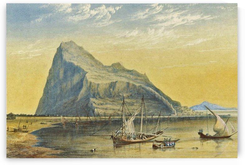 The Rock by John Wilson Carmichael