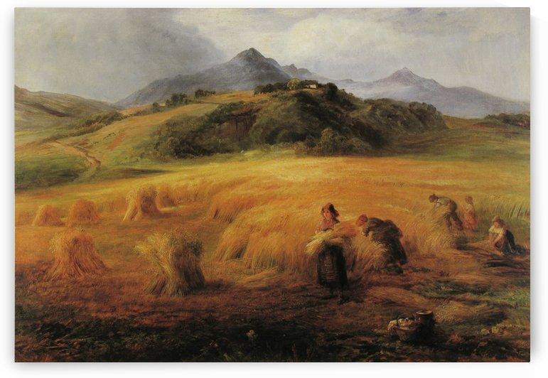 Arran 1866 by John MacWhirter
