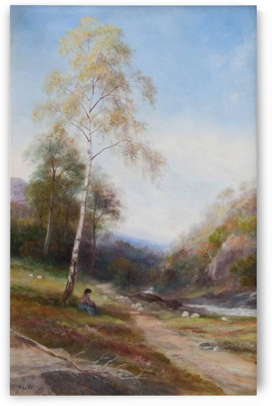 The Valley of the Tummel by John MacWhirter