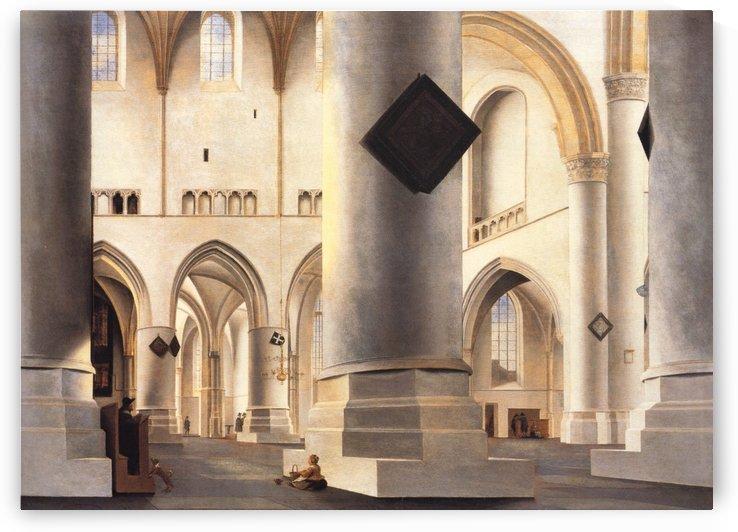 Saenredam Sights by Pieter Jansz Saenredam