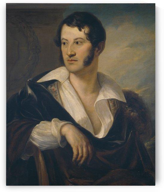 Gonzalo de Vilches, I conde de Vilches by John Phillip