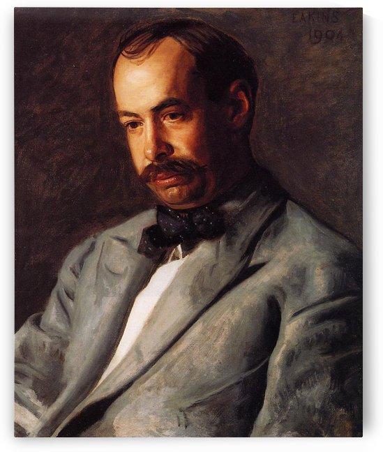 Portrait of Charles Percival by Sergei Semenovich Egornov