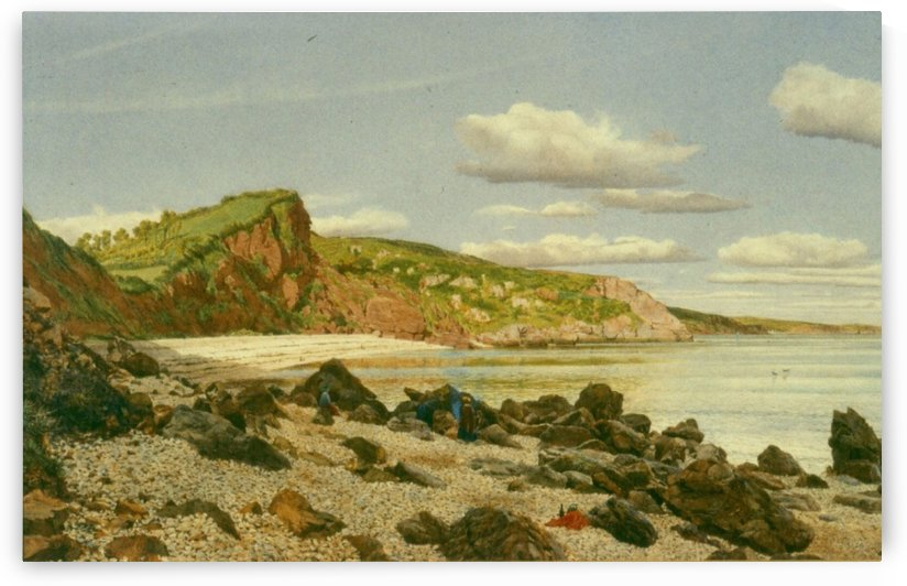 Babbacombe Bay by George Price Boyce