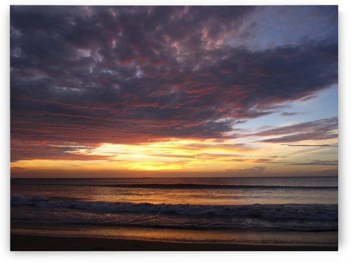 Beautiful Sea Escape by Sher Daw