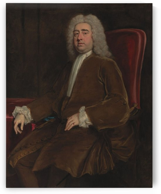 Francis, 2nd Earl of Godolphin by Jonathan Richardson