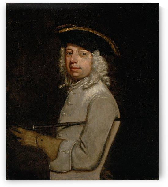 Portrait of the Artist by Jonathan Richardson