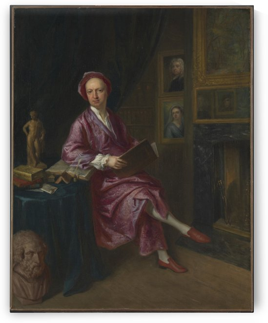 Portrait of the Artist's Son by Jonathan Richardson