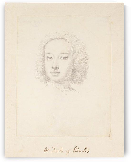 Mr Drake of Shardeloes by Jonathan Richardson