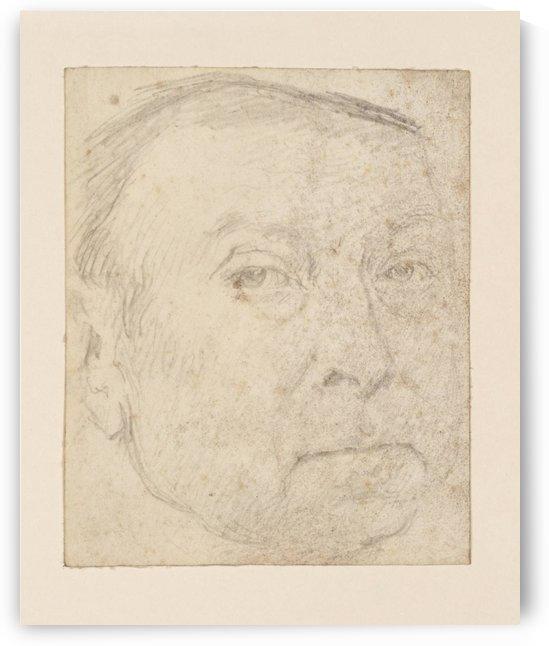 Portrait of Matthew Prior by Jonathan Richardson