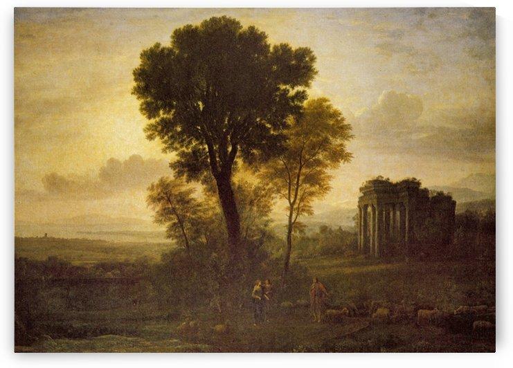 Dawn by Claude Lorrain